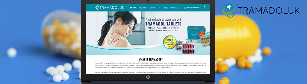 Online Pharmacy Tips:  Where Can I Buy The Best Generic Tramadol?